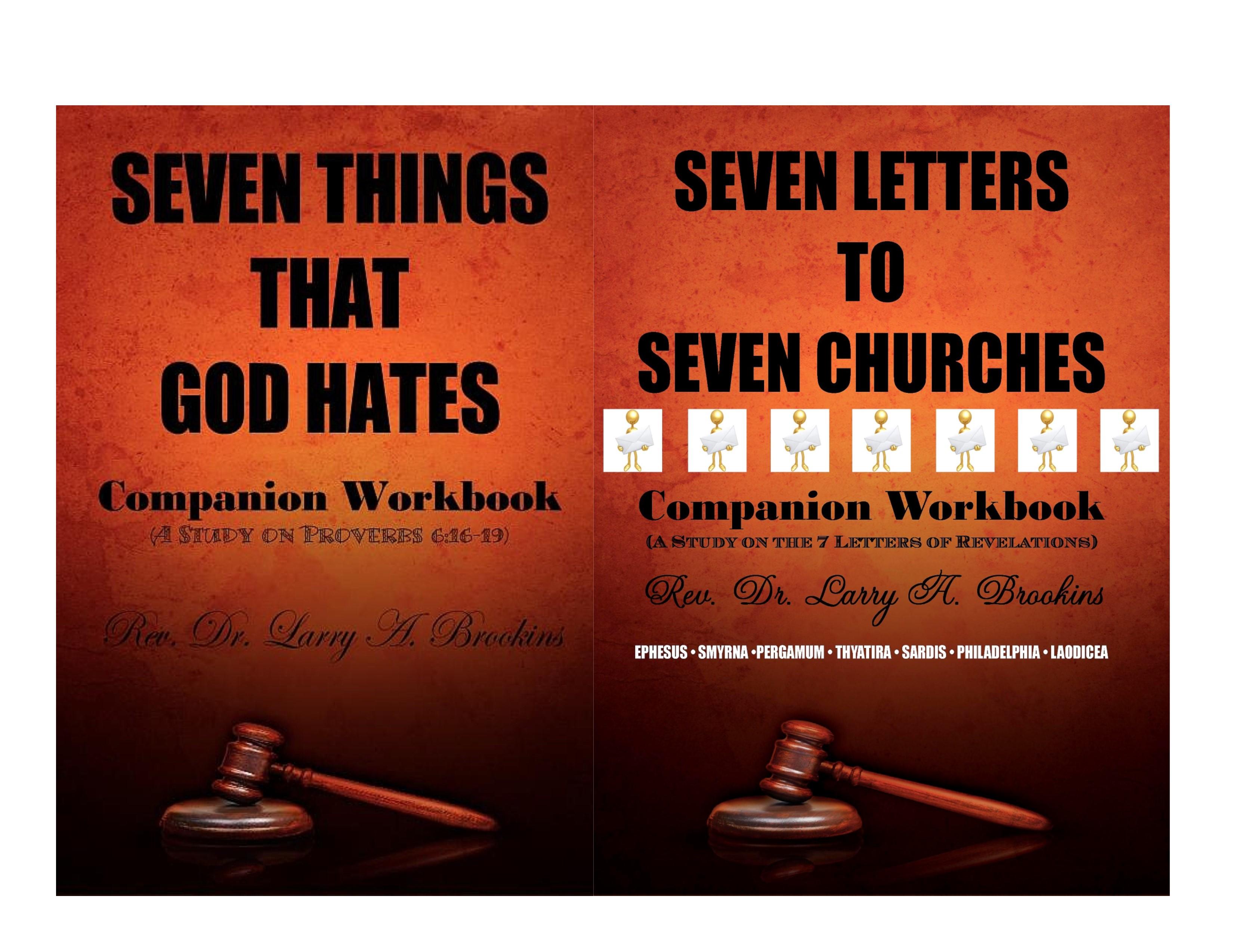 Workbooks & Manuals – LA Brookins Ministries